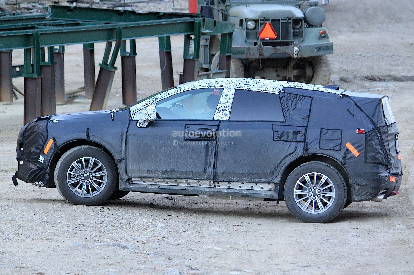 Cadillac Xt5 Confirmed To Debut In Early 2016 Autoevolution