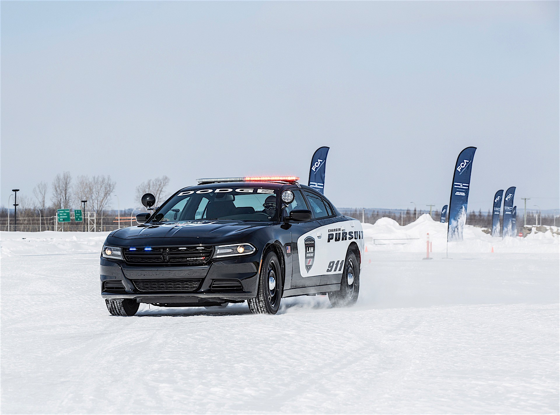 Dodge Charger Police Car >> California Highway Patrol Introduces Fleet of Dodge Charger Pursuit Vehicles - autoevolution