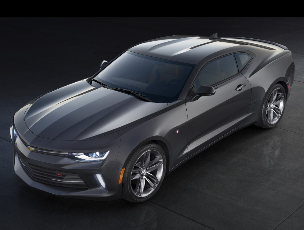 2017 Chevrolet Camaro Rs