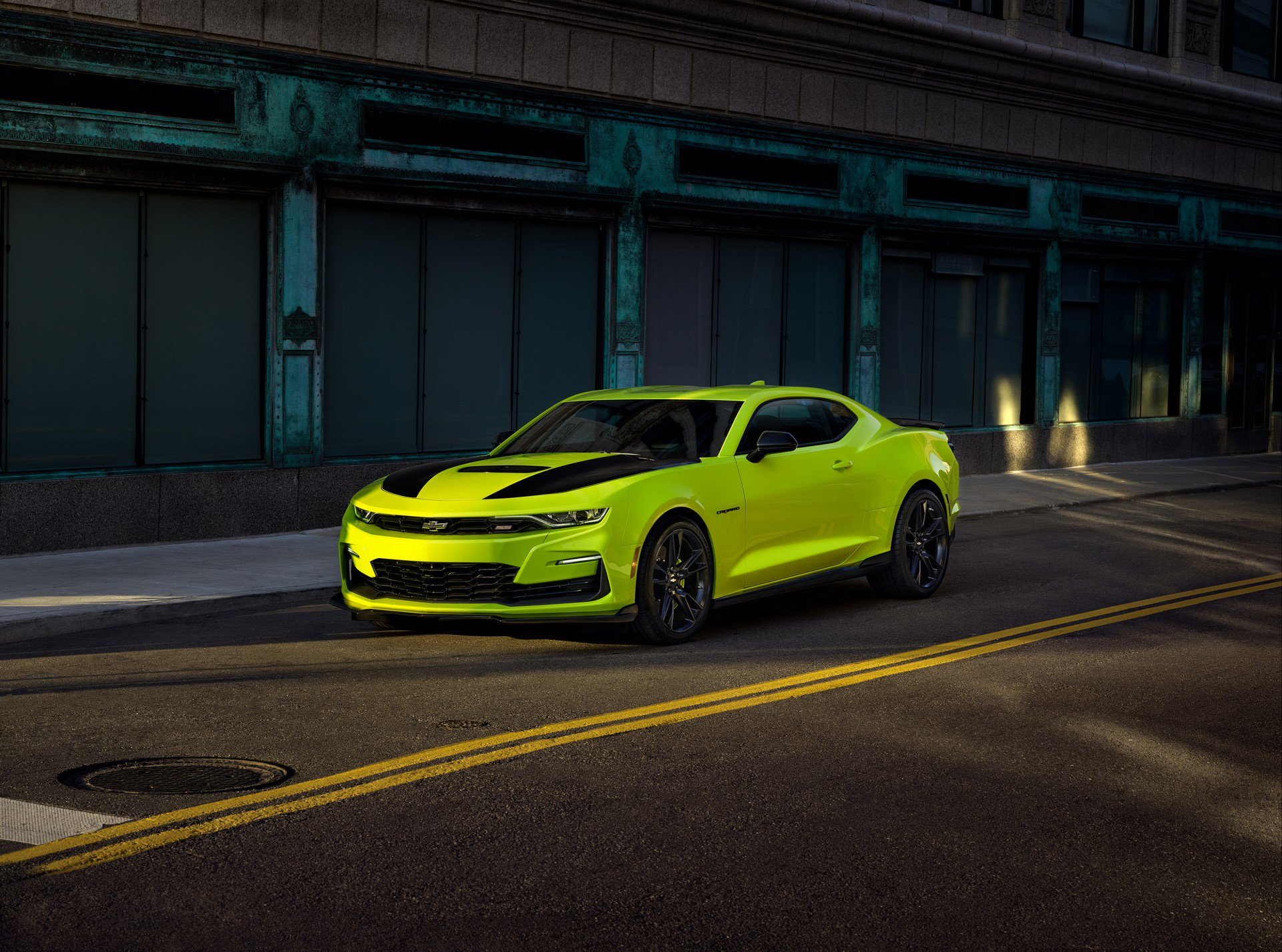 Camaro Ss Shock Concept Previews 2020 Chevrolet Camaro Ss Autoevolution