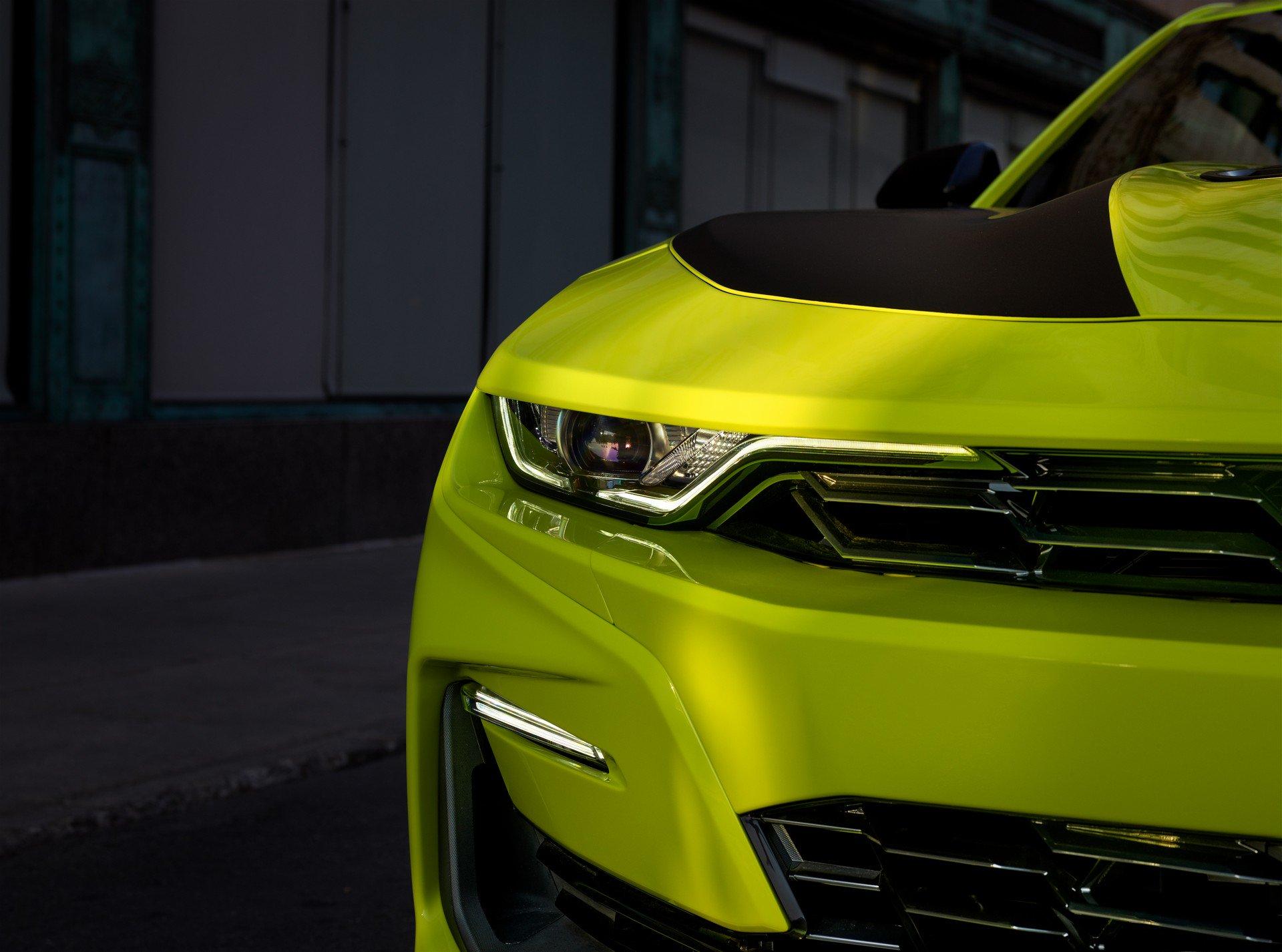 Camaro SS Shock Concept Previews 2020 Chevrolet Camaro SS ...