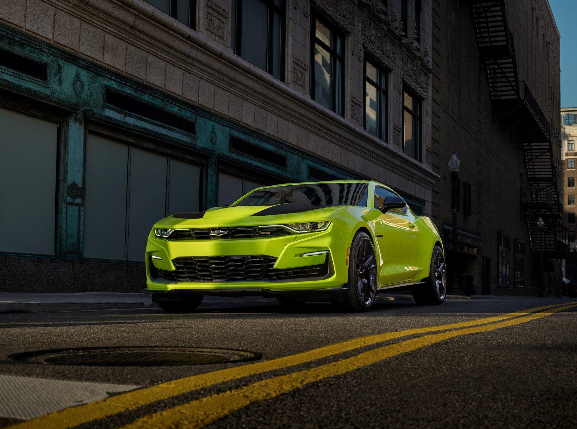 Camaro Ss Shock Concept Previews 2020 Chevrolet Camaro Ss