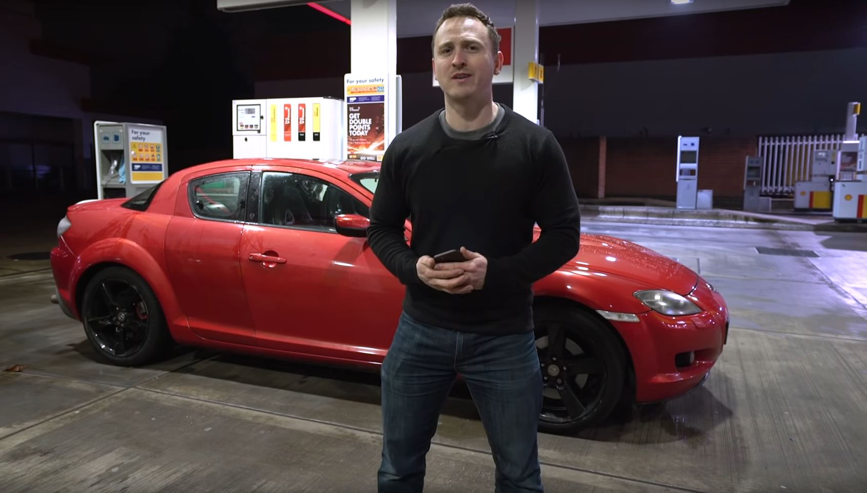 Can a Mazda RX-8 With a Rebuilt Engine Do 400 Miles on One