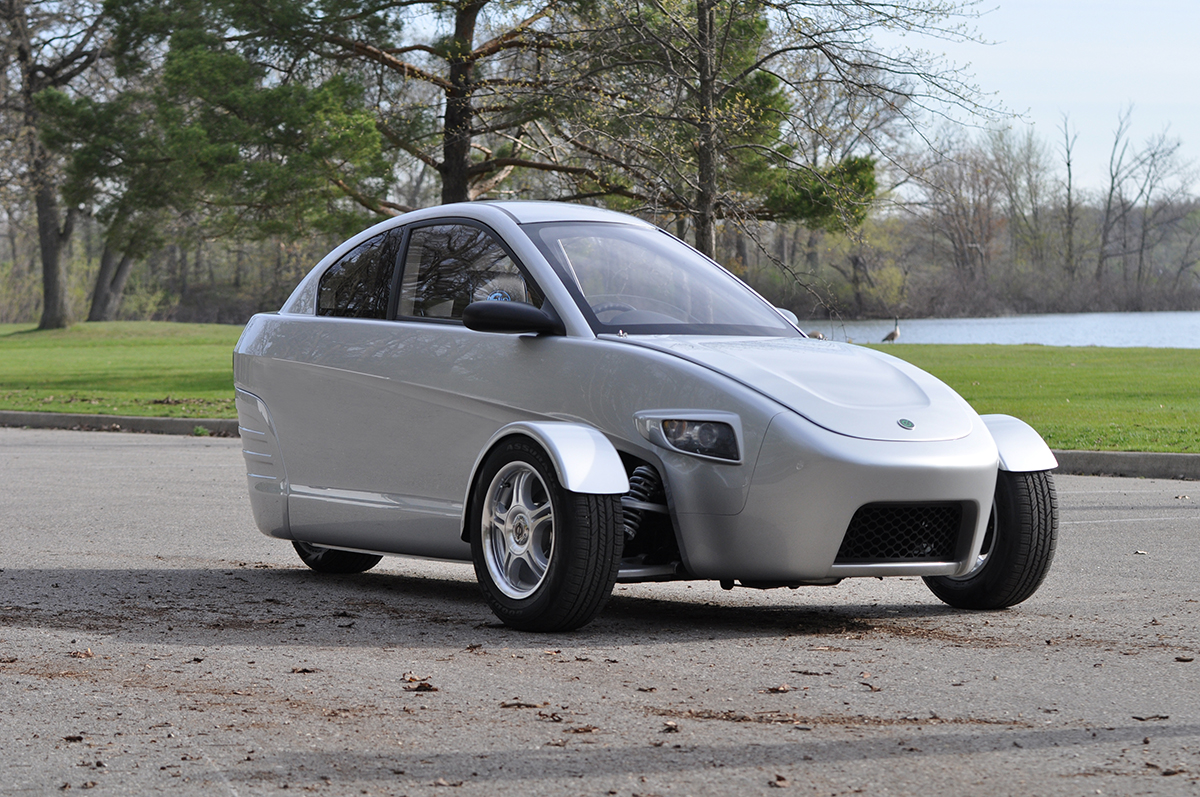 Can Am Inspired Elio 3 Wheeler Autoevolution