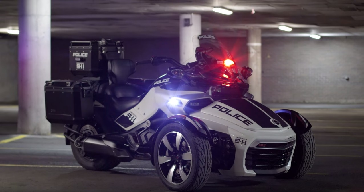 can am spyder f3 p