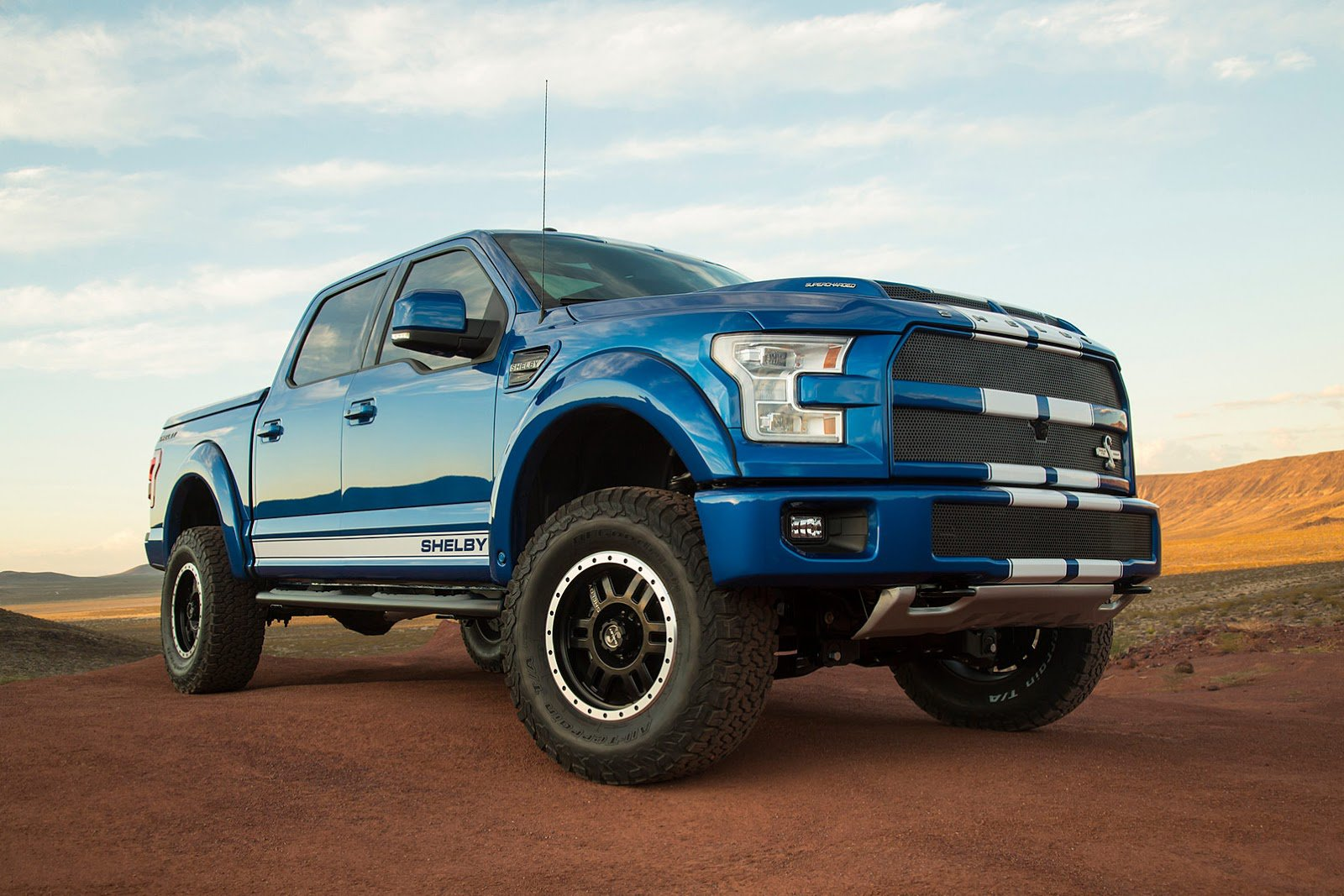 2016 Shelby F 150 Supercharged