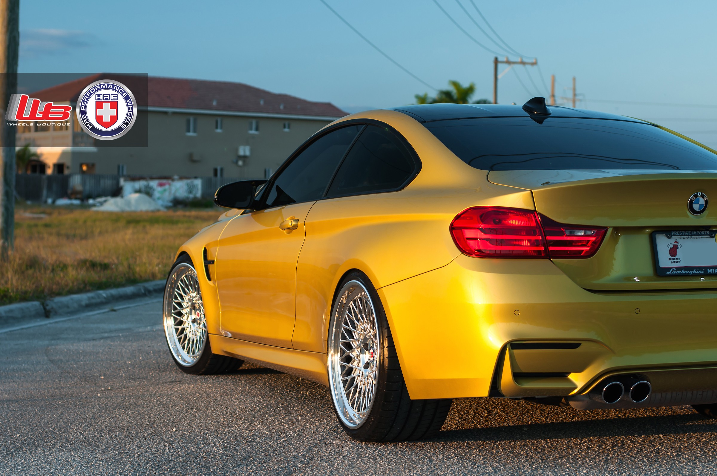 Can The Bmw M4 Pull Off A Classic Set Of Wheels Autoevolution