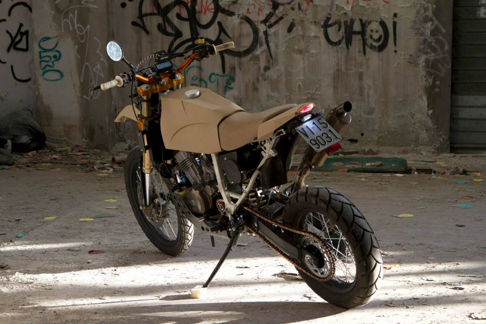 Can You Believe This Is An Africa Twin Autoevolution