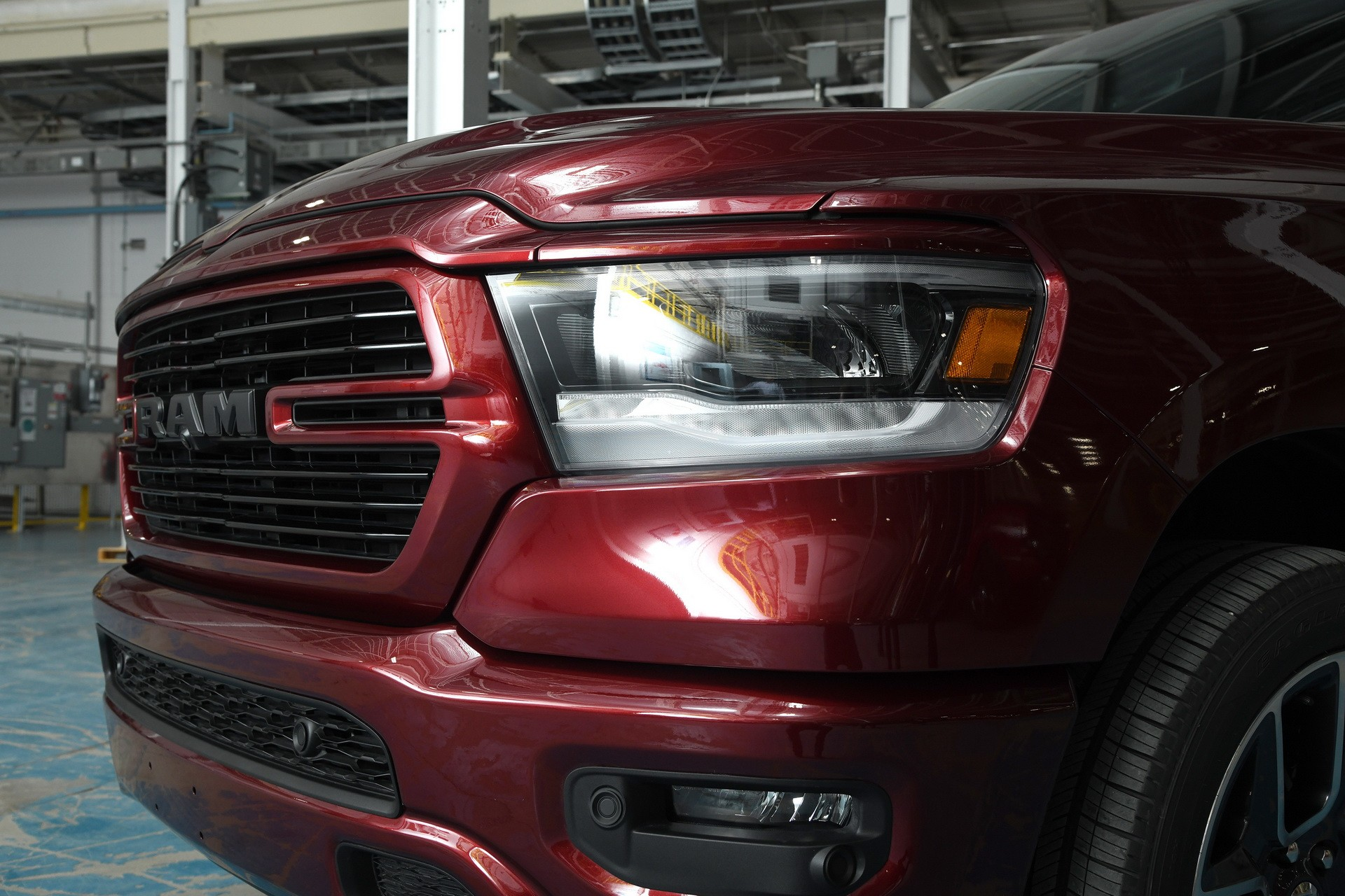 Canada-only 2019 Ram 1500 Sport Ticks All The Right Boxes ...