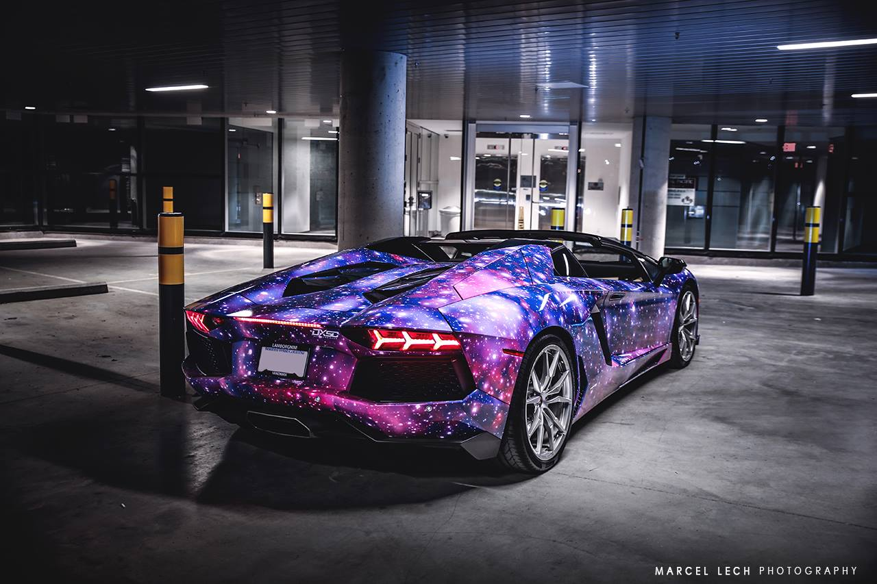 Canadian Lamborghini Aventador Roadster Is Wildest Yet