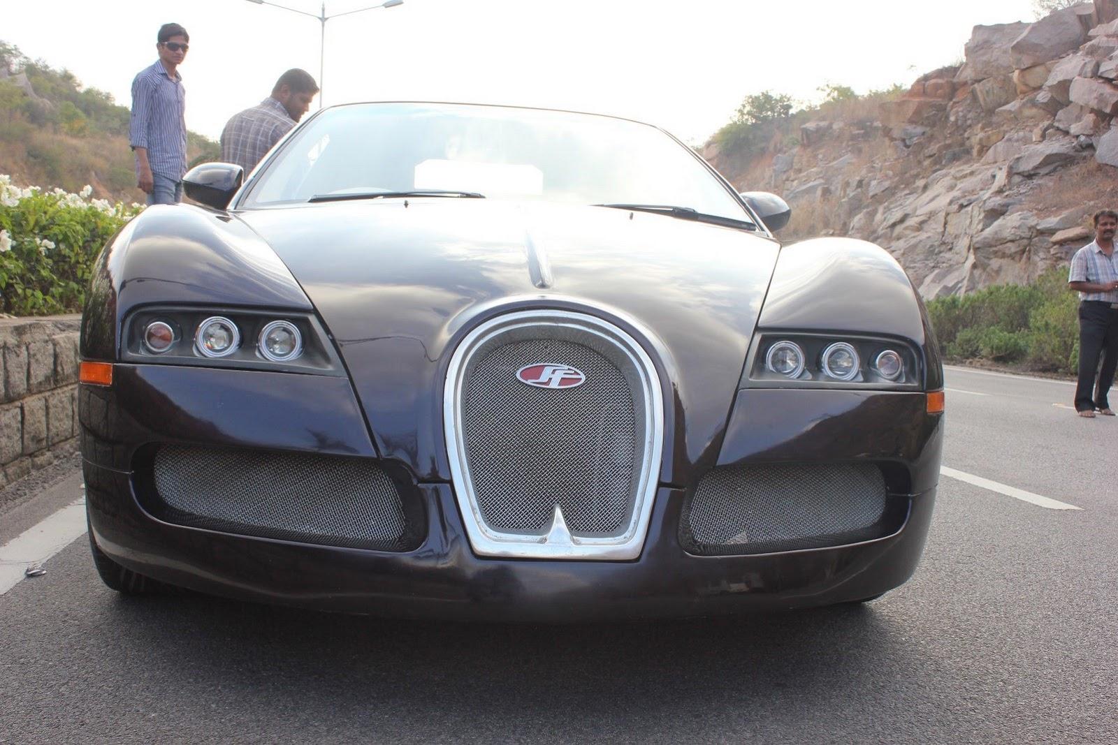 Can T Afford A Bugatti Veyron How About A Suzuki Based Replica Autoevolution