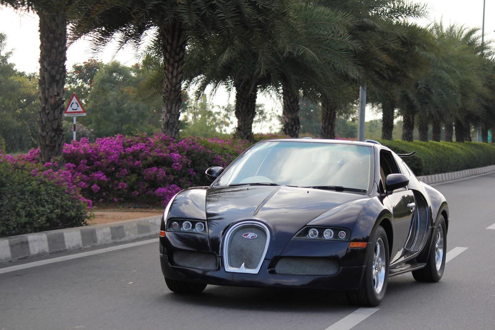 Can T Afford A Bugatti Veyron How About A Suzuki Based