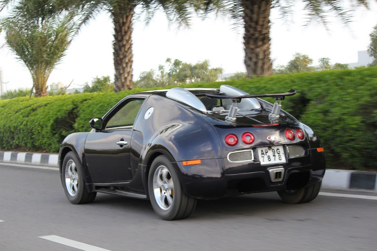 Can't Afford a Bugatti Veyron? How About a Suzuki-Based ...