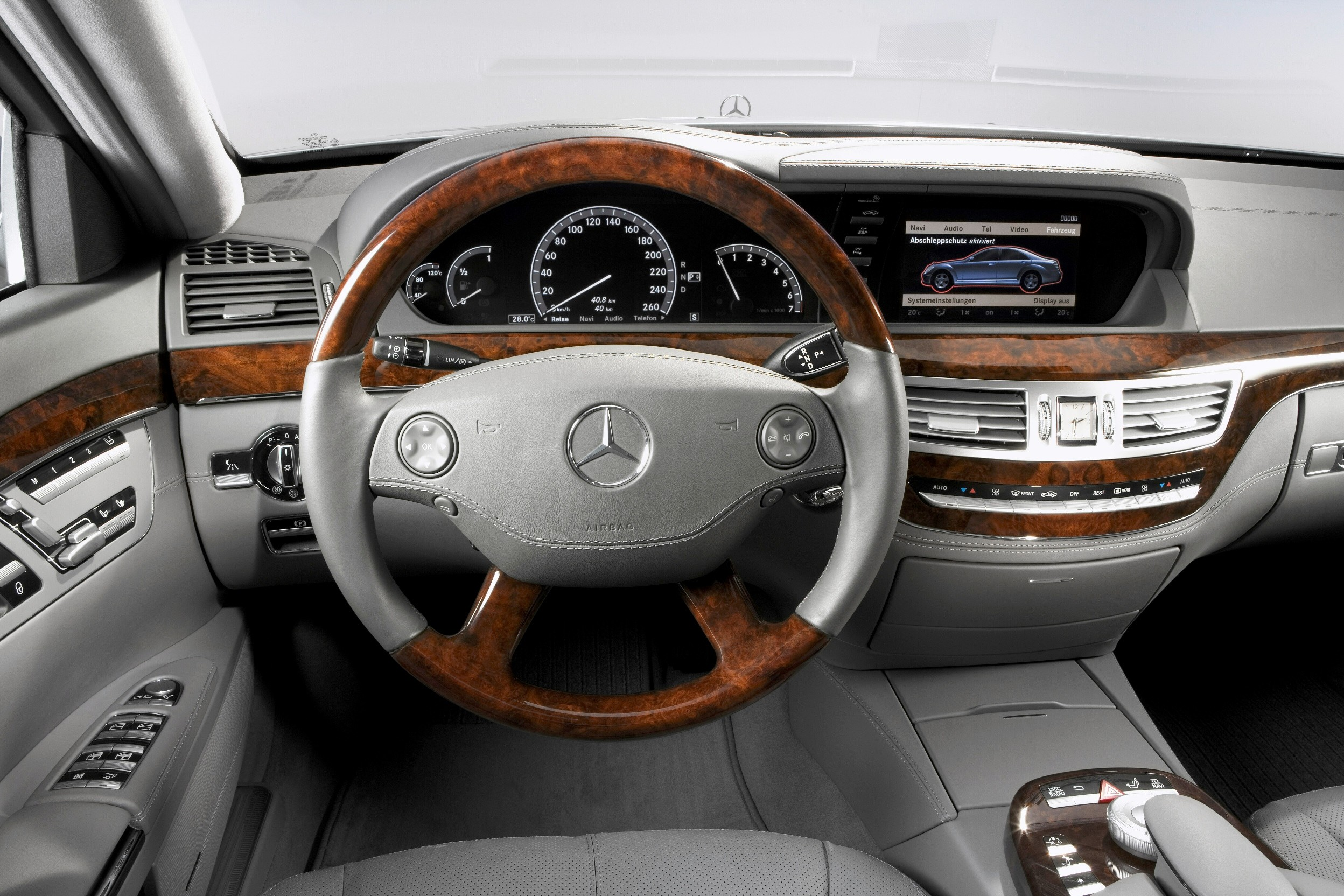 capacitive steering wheel coming to the 2021 mercedes-benz