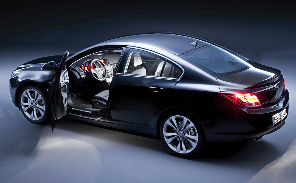 car of the year 2009 opel vauxhall insignia autoevolution. Black Bedroom Furniture Sets. Home Design Ideas