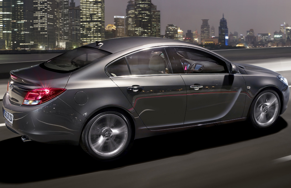 Usa 1 Auto Sales >> Car of the Year 2009: Opel/Vauxhall Insignia - autoevolution