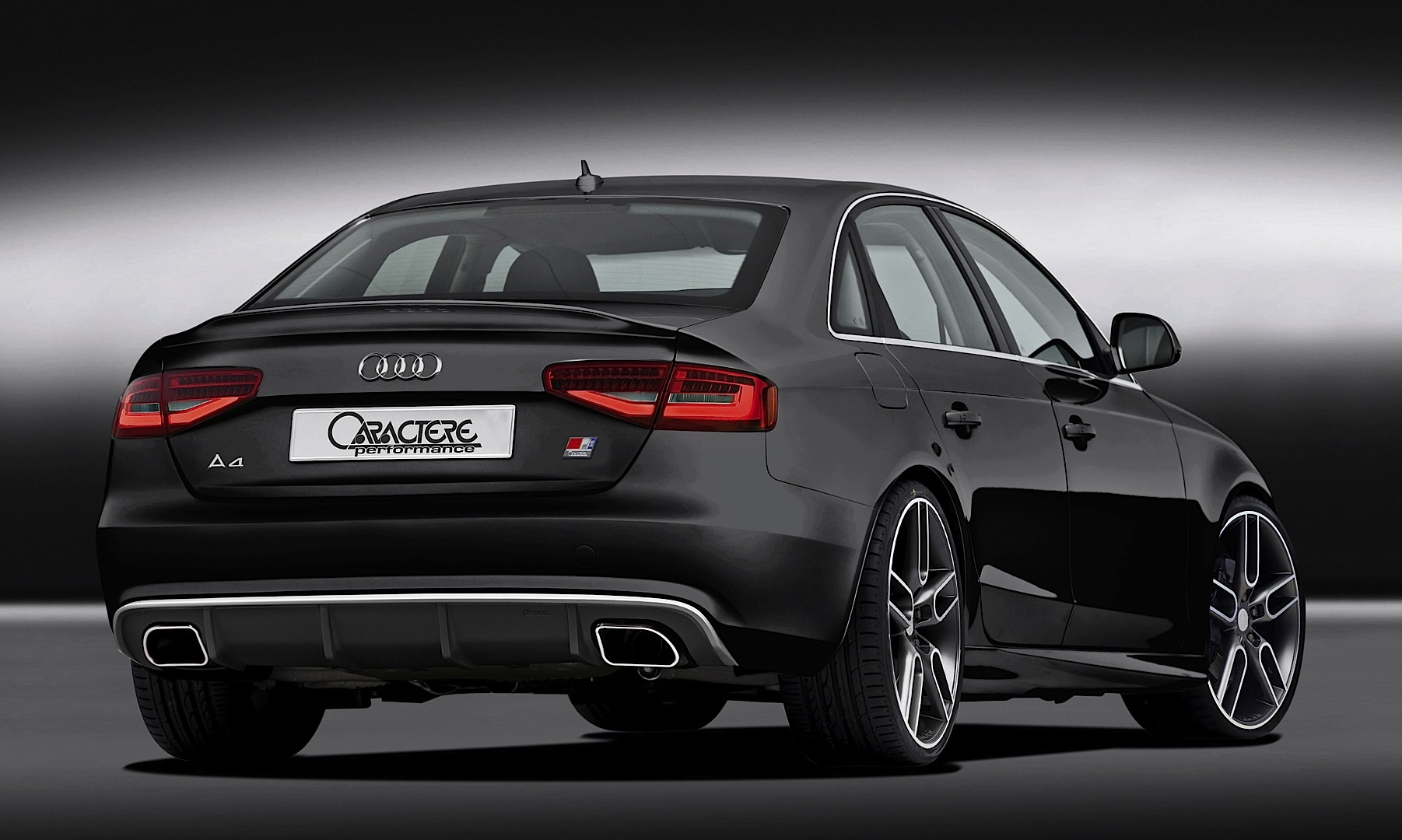 caractere body kit for the 2013 audi a4 and s4 autoevolution. Black Bedroom Furniture Sets. Home Design Ideas