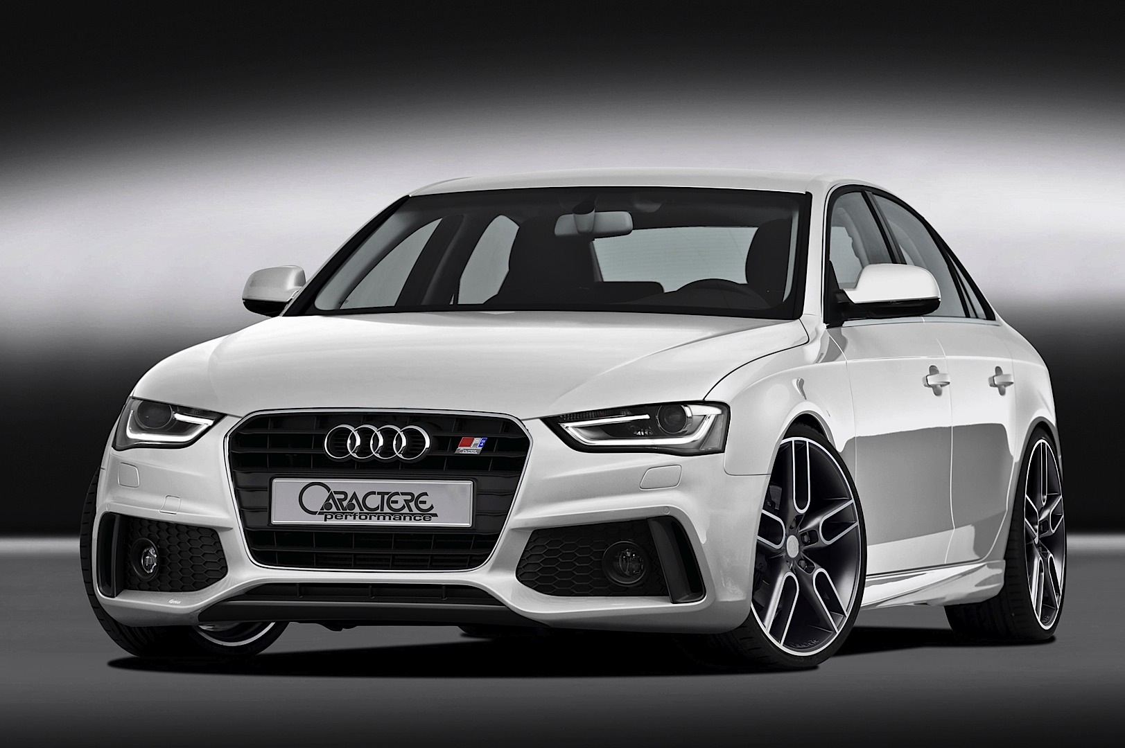 caractere body kit for the 2013 audi a4 and s4. Black Bedroom Furniture Sets. Home Design Ideas
