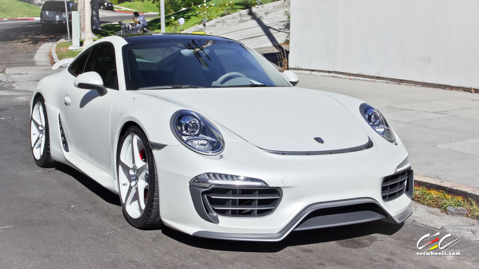 Jay Auto Sales >> Caractere Exclusive Present Porsche 911 Kit at 2012 SEMA - autoevolution