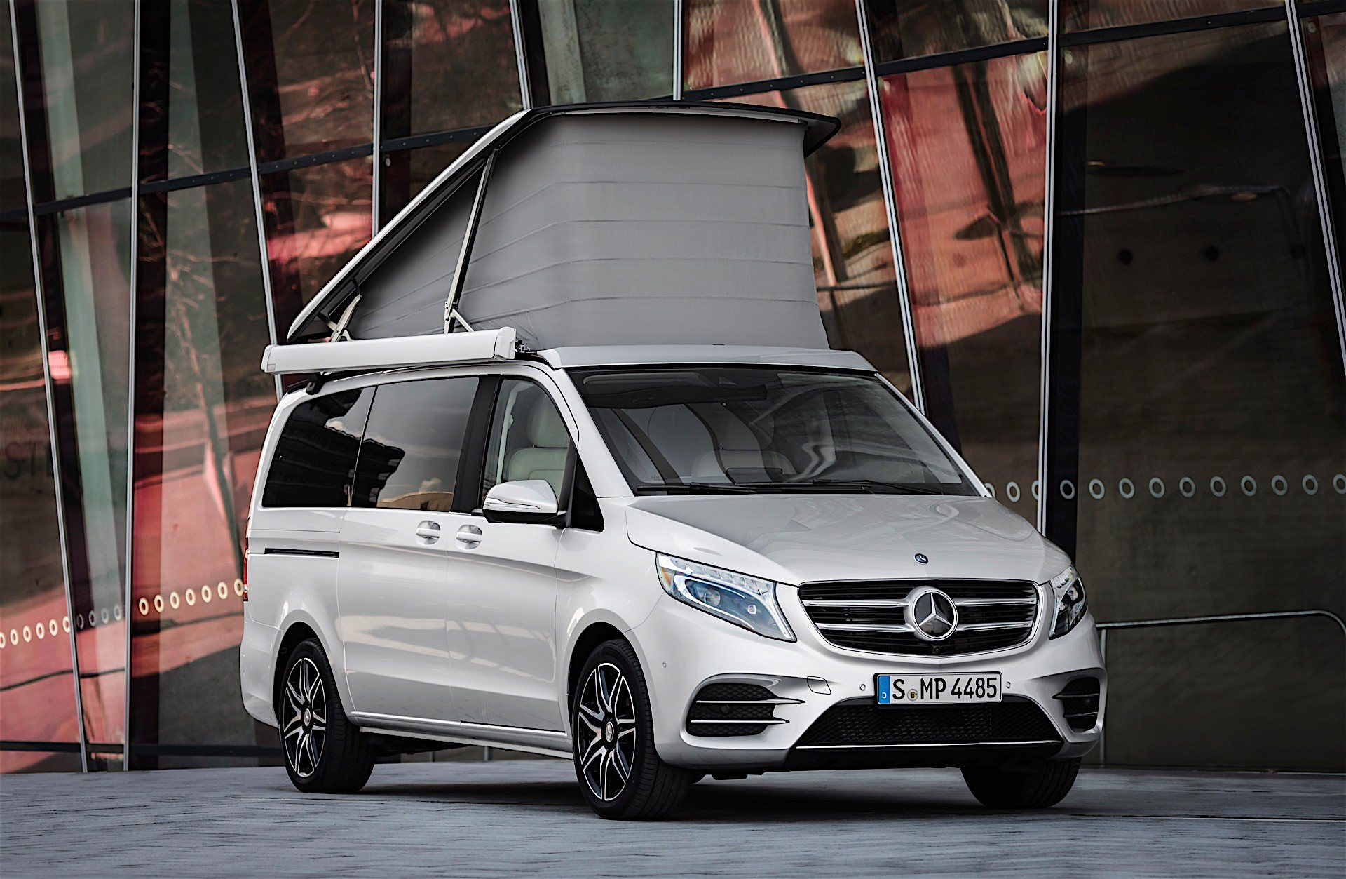 Mercedes benz is the most profitable van manufacturer for Mercedes benz maker