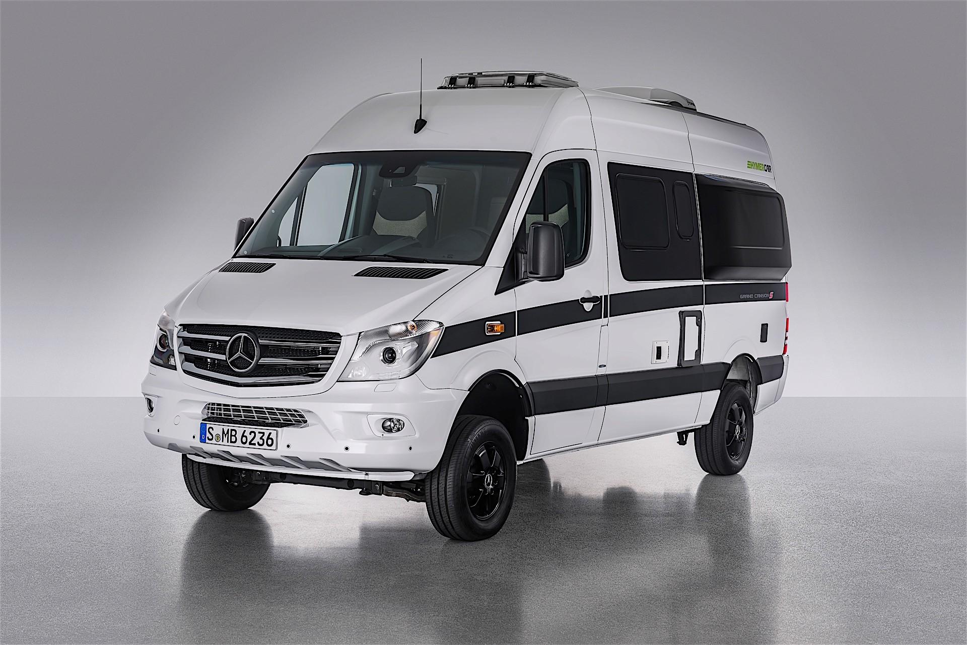 Mercedes benz unveils exhibits for 2016 caravan salon for Camper mercedes