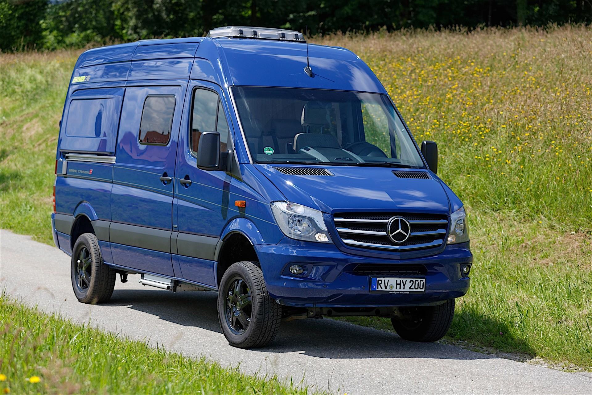 Mercedes-Benz is The Most Profitable Van Manufacturer ...