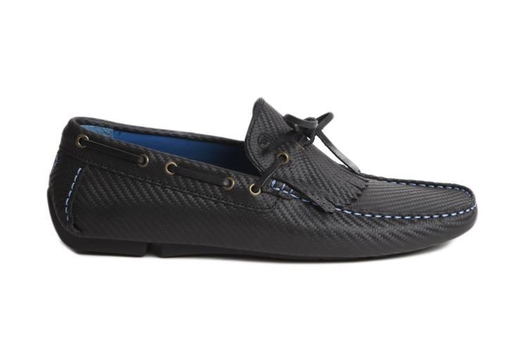4af7e3bf83ee Carbon Fiber Driving Shoes by Jaguar and Oliver Sweeney - autoevolution