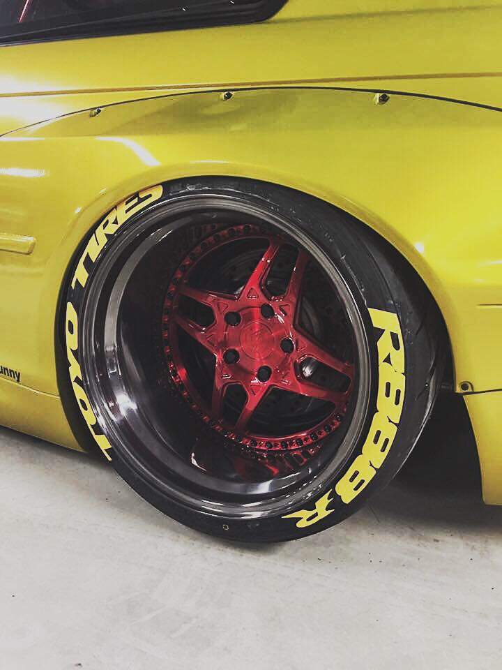 Carbon Fiber Rocket Bunny E46 Bmw M3 Is Another Kind Of