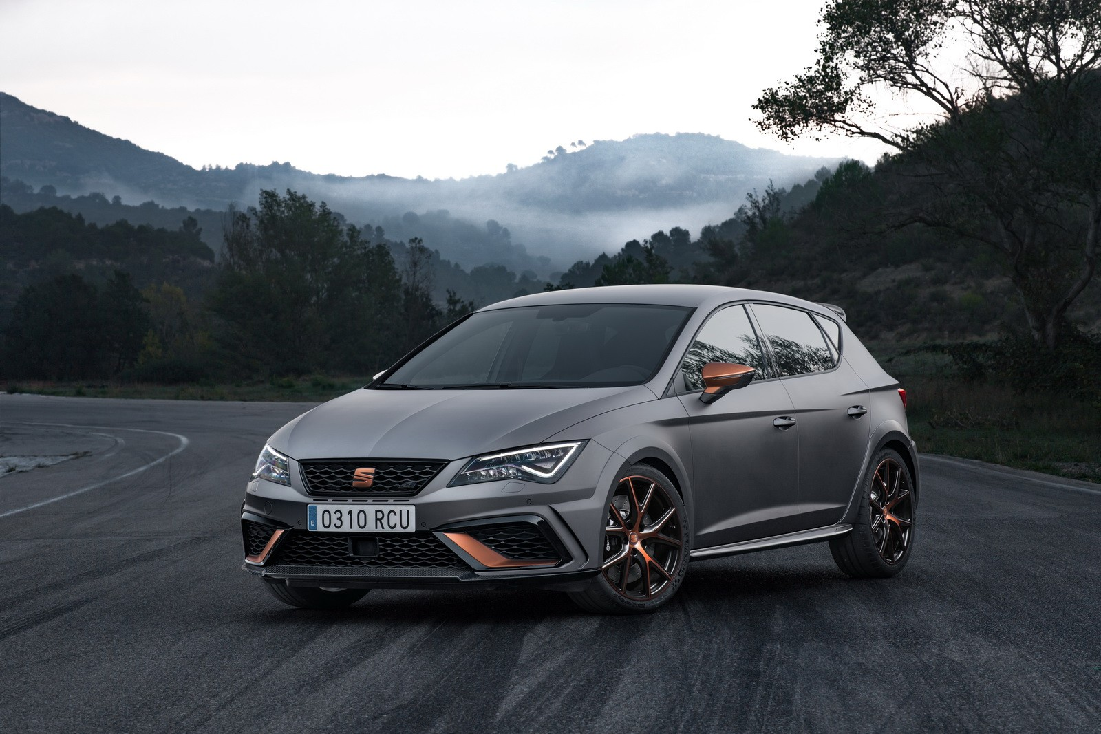 next seat leon cupra getting 265 hp autoevolution. Black Bedroom Furniture Sets. Home Design Ideas