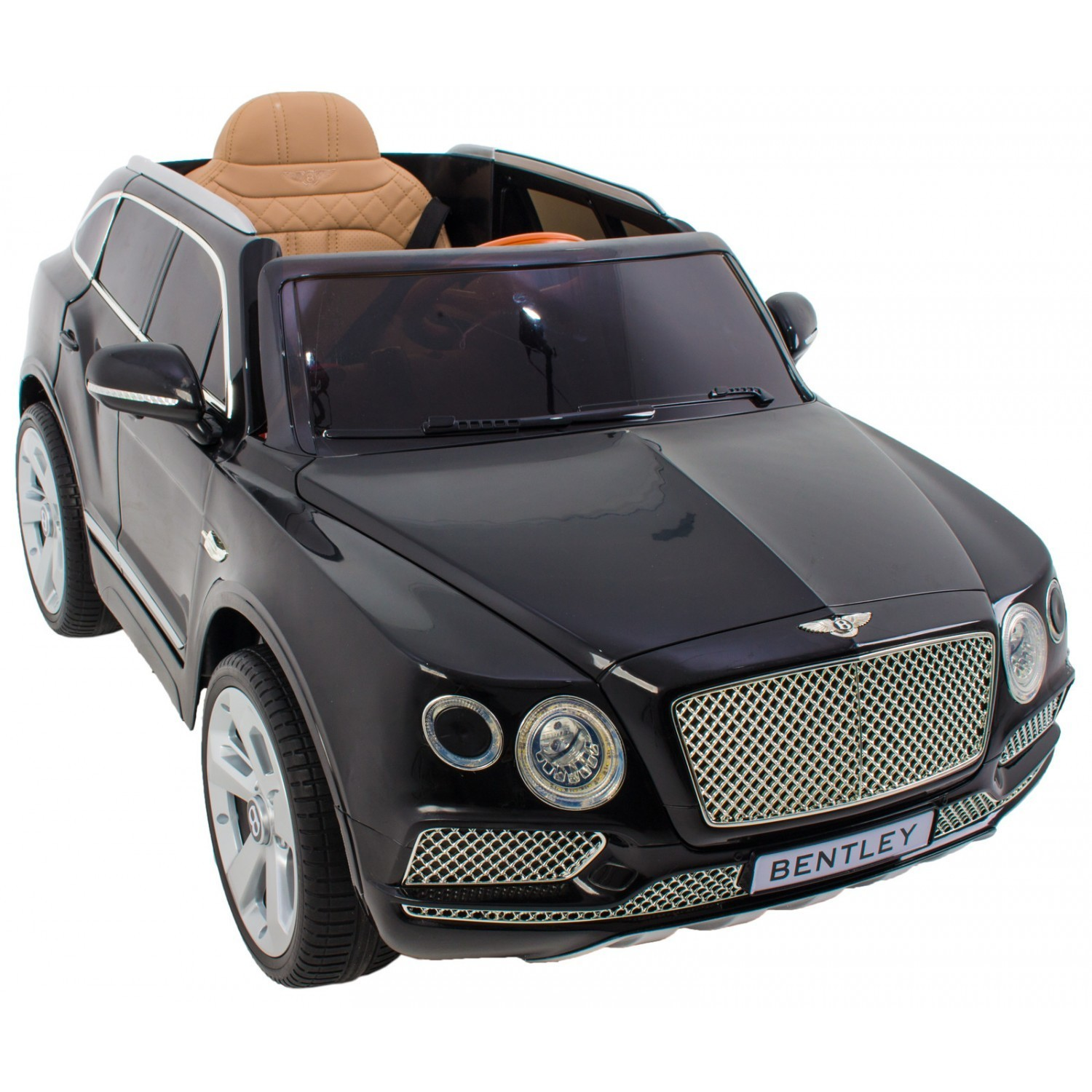 Cardi B Gets Bentley Bentayga Toy Car For Unborn Daughter