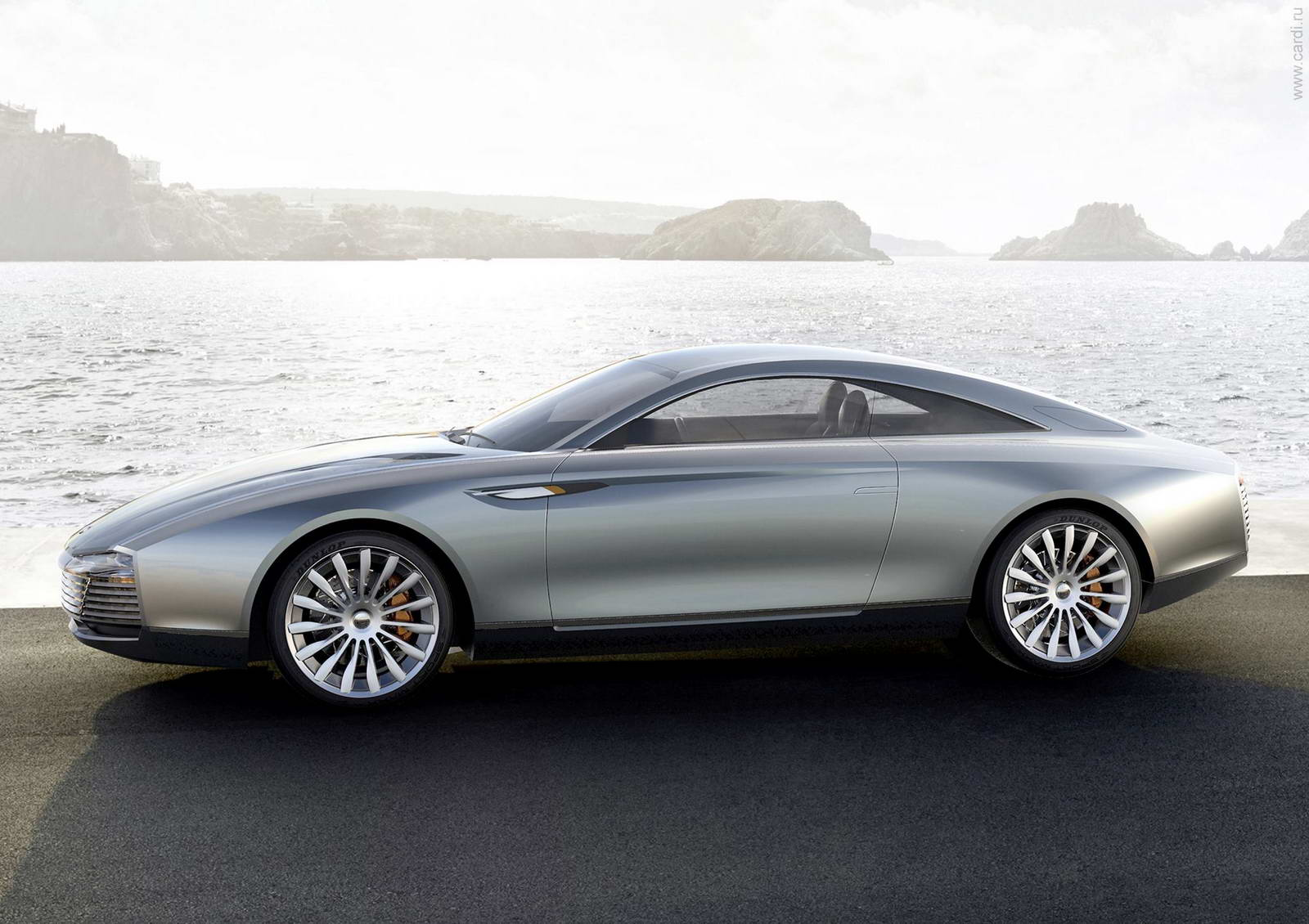cardi concept 442 is a coachbuilt aston martin db9 from. Black Bedroom Furniture Sets. Home Design Ideas