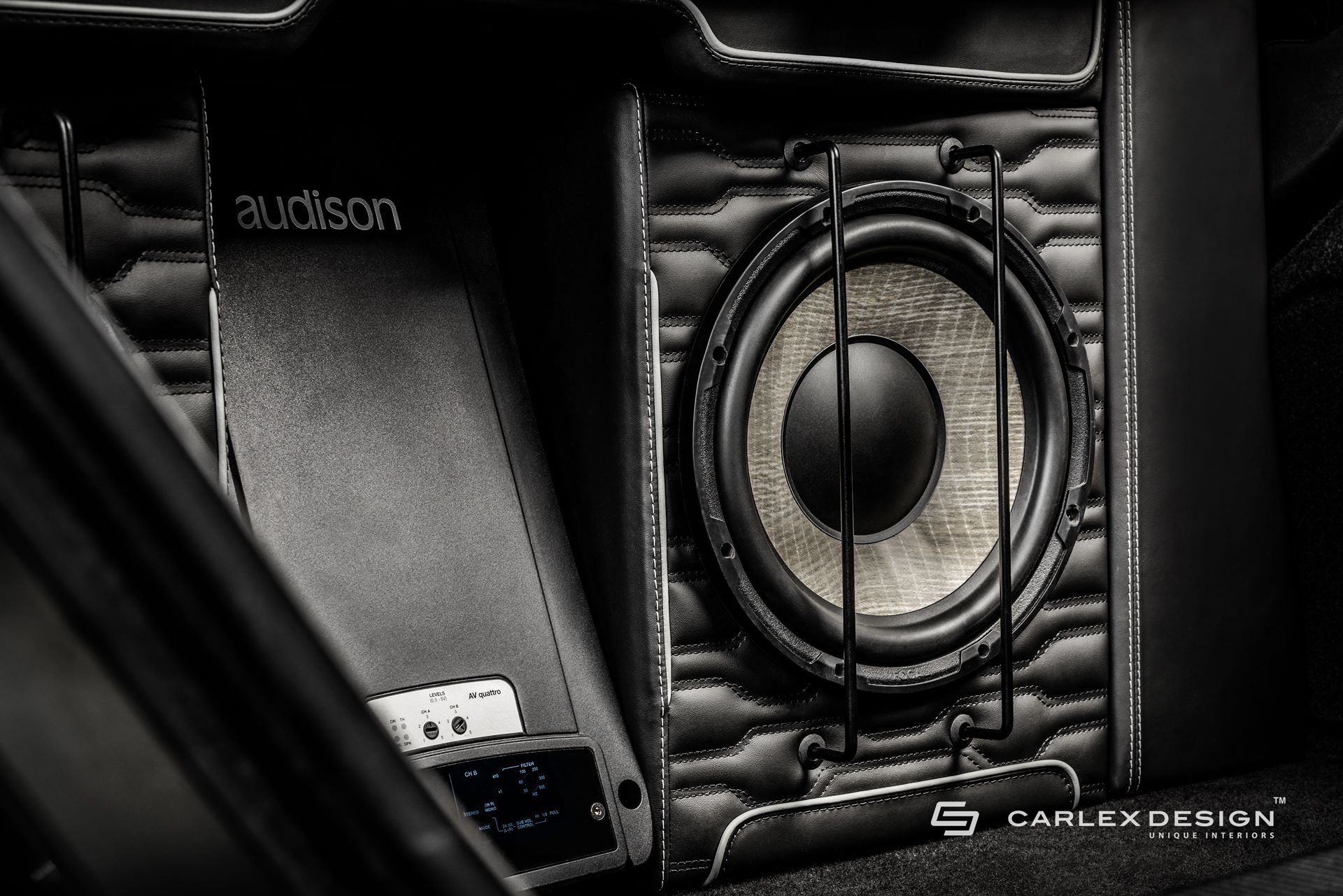 Mercedes-AMG C63 Gets Tuned by Carlex, Shows W204 Generation Is