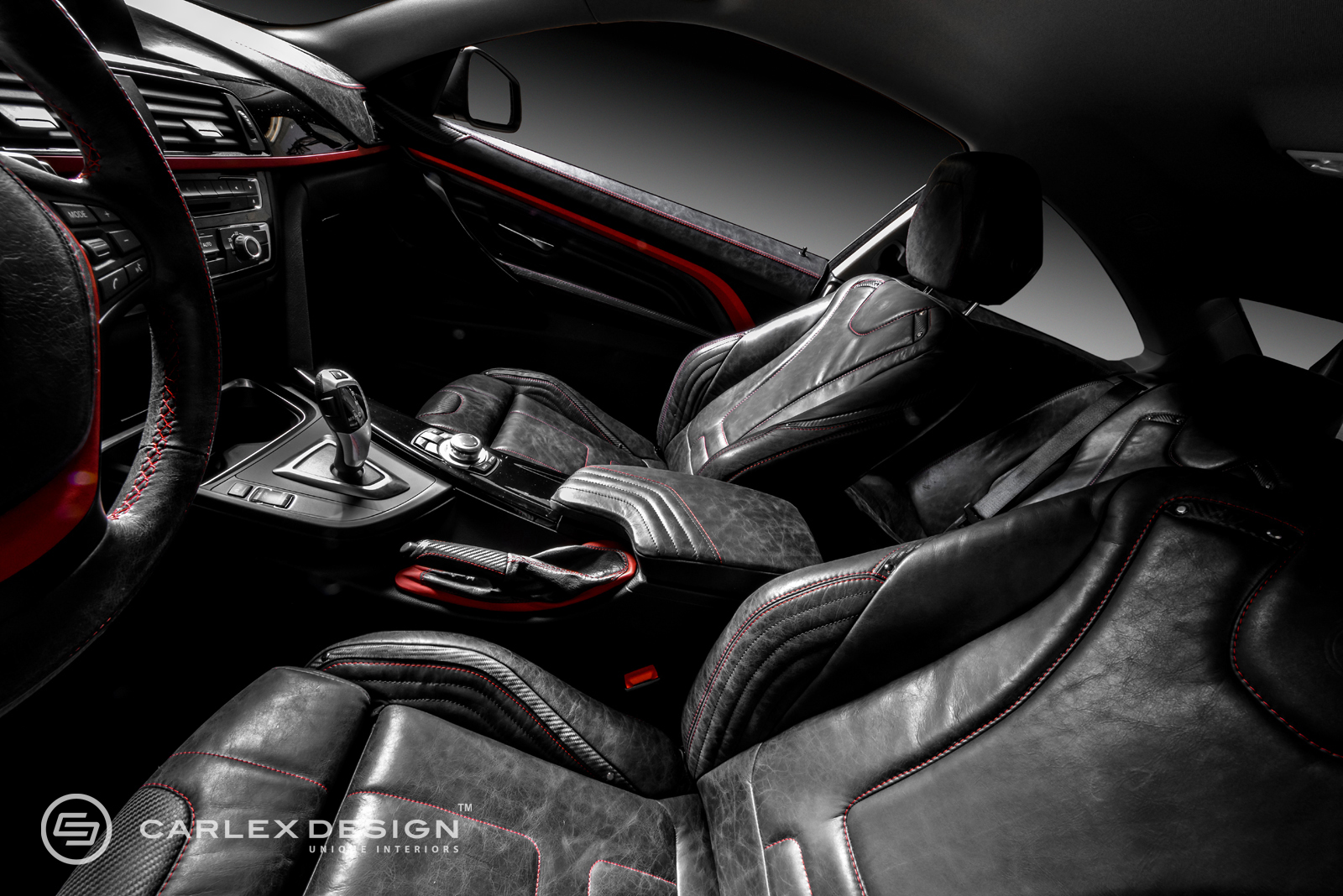 Carlex Design Creates Stunning BMW 4 Series Out Of Leather