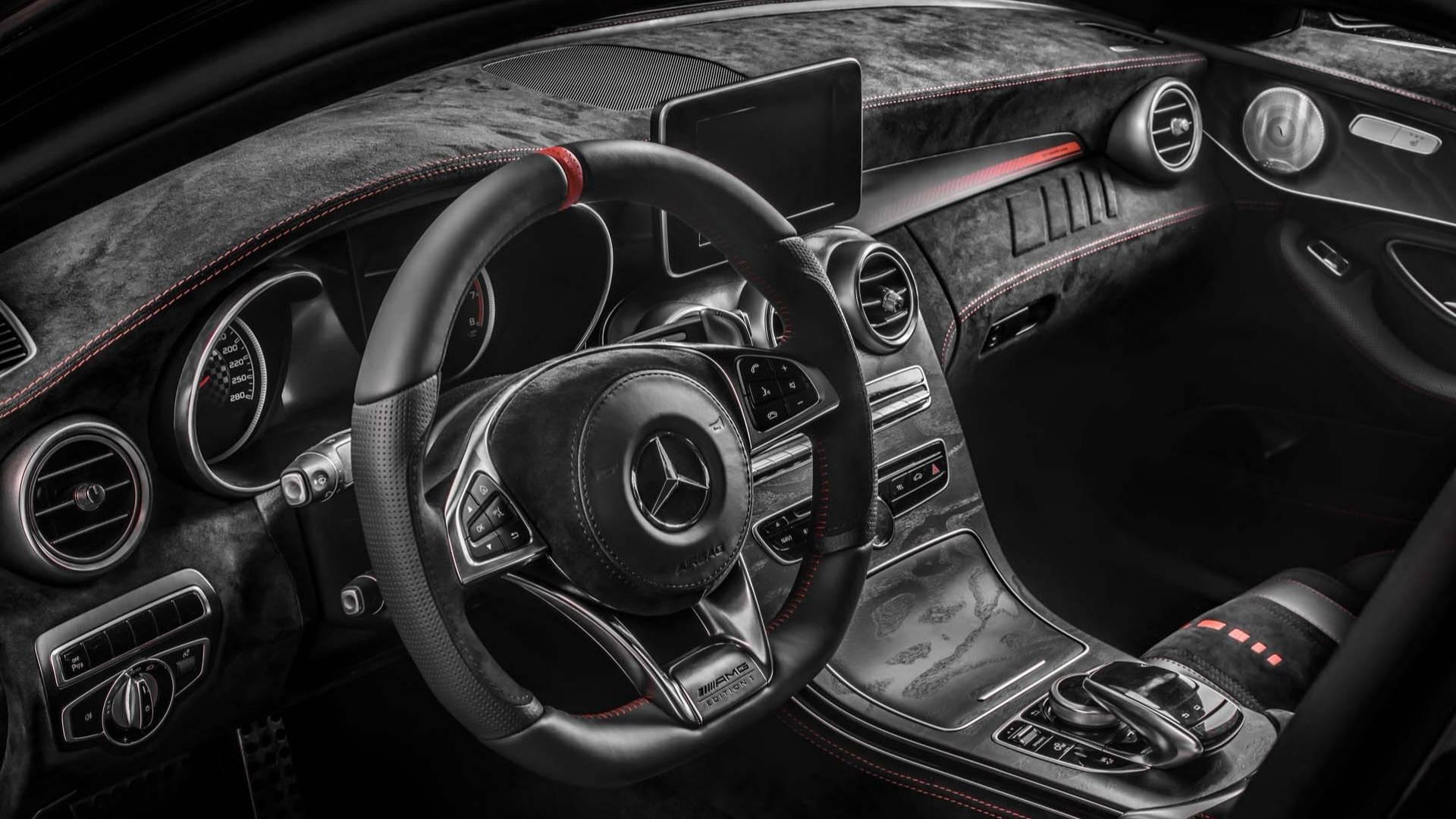 Carlex Design Kills A Mercedes Amg C43 With Swathes Of