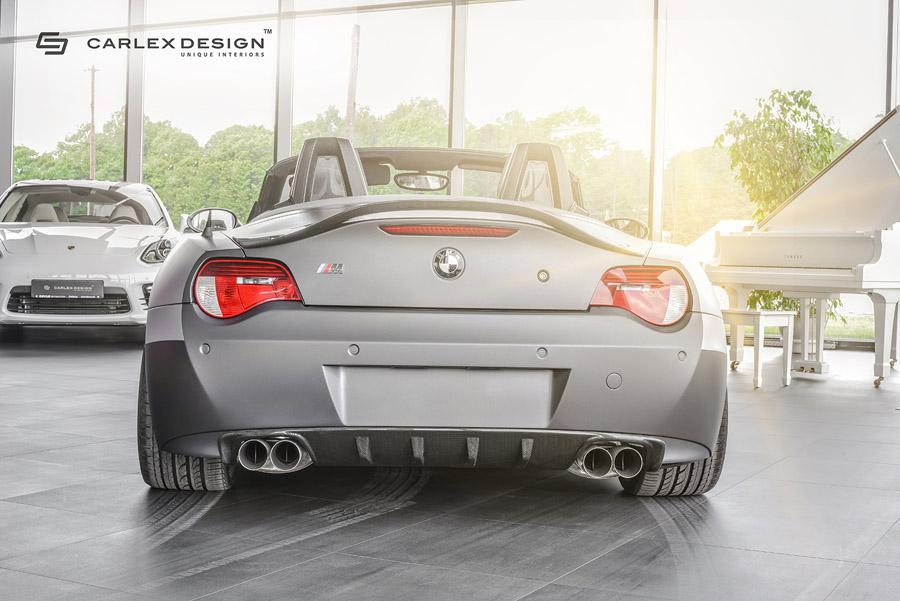 Carlex Design Pimps Out A Bmw Z4 Adds Bmw M3 V8 Engine