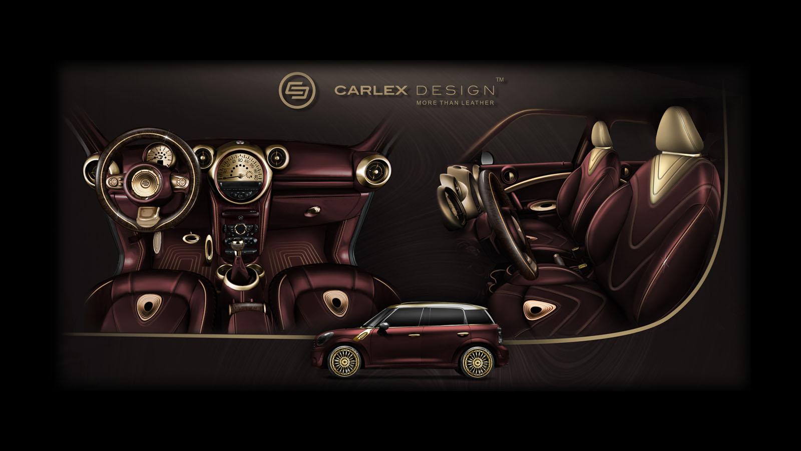 Carlex Design Previews New MINI Countryman Project ...