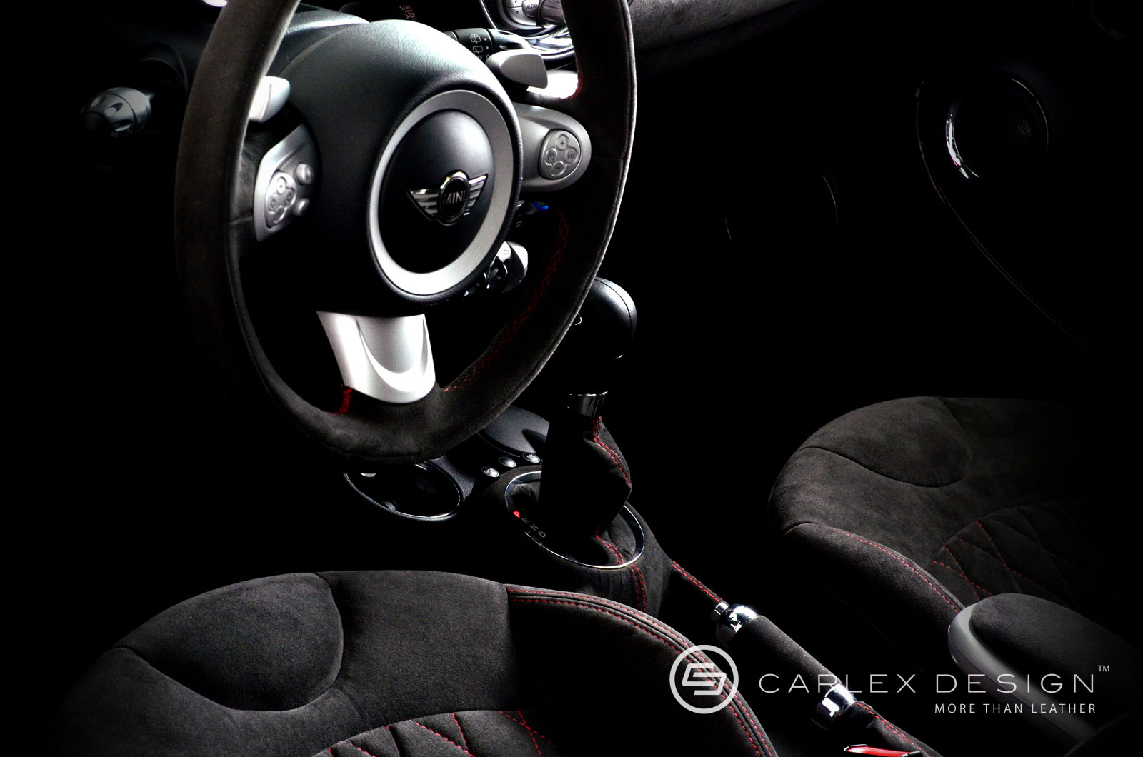 Carlex Design 39 S MINI Cooper S Custom Interior Autoevolution