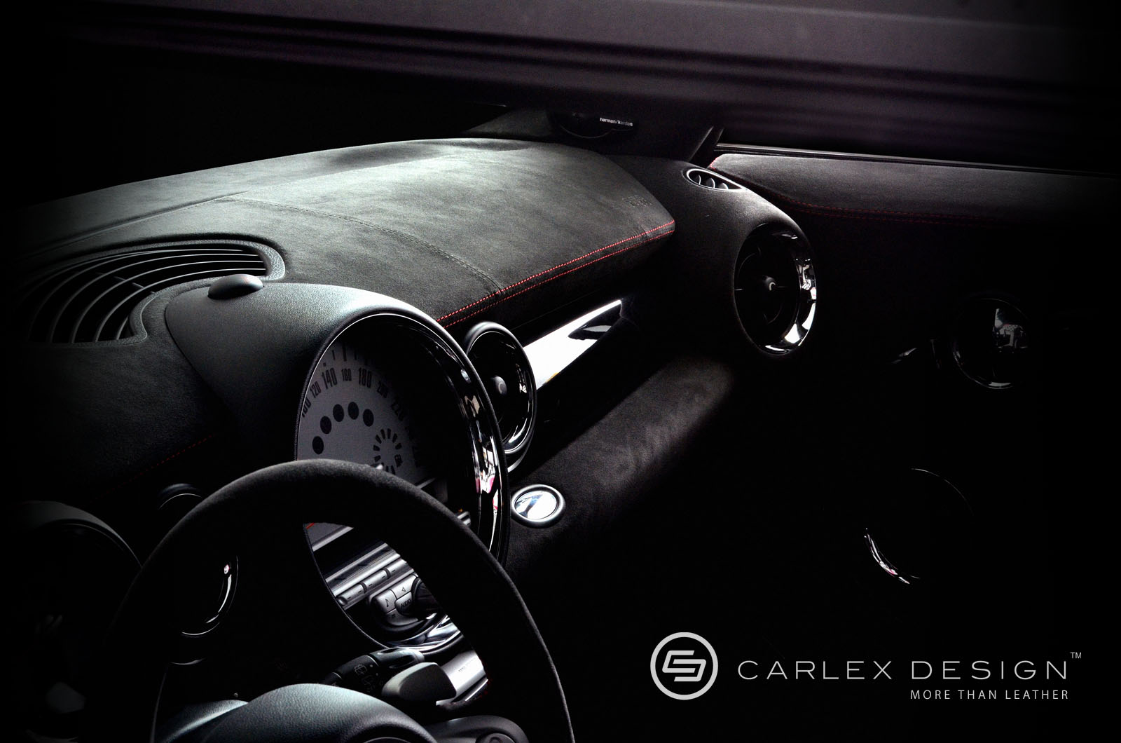 carlex design s mini cooper s custom interior autoevolution