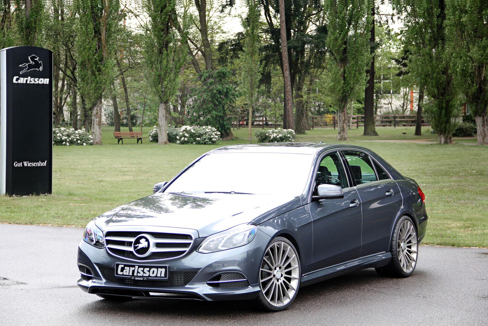Mercedes Benz E 350 W212 Facelift Gets Reviewed By Edmund