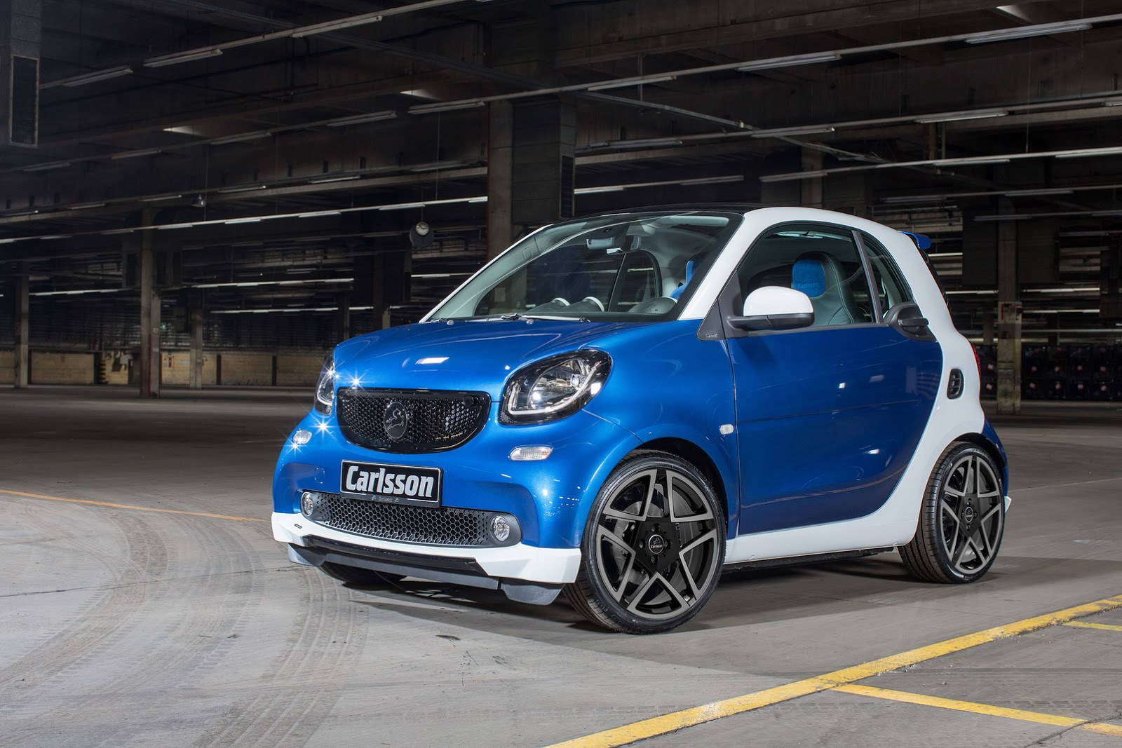 carlsson smart fortwo ck10 tuning kit is a brabus in. Black Bedroom Furniture Sets. Home Design Ideas