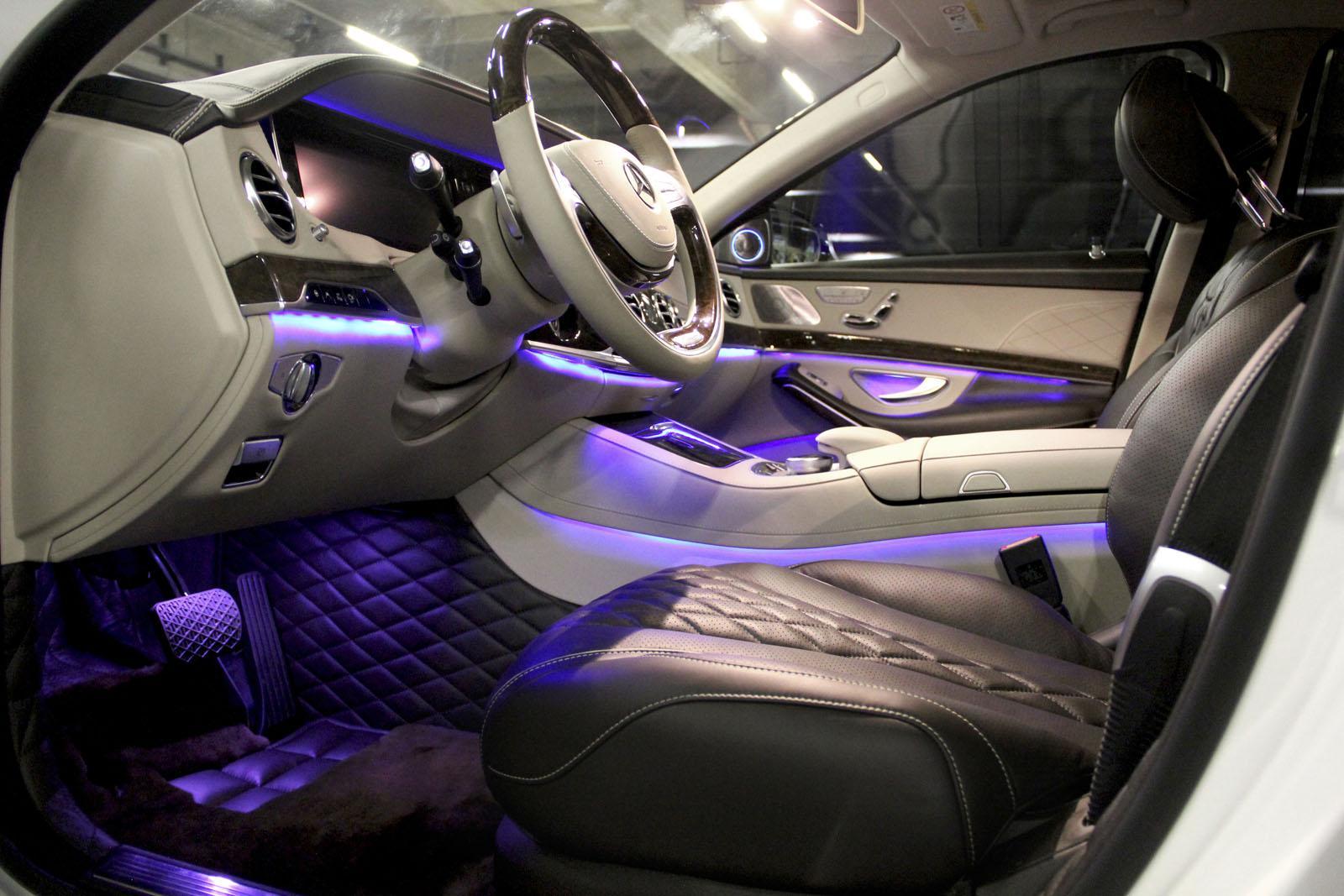 Carlsson Tunes New Mercedes S Class Autoevolution