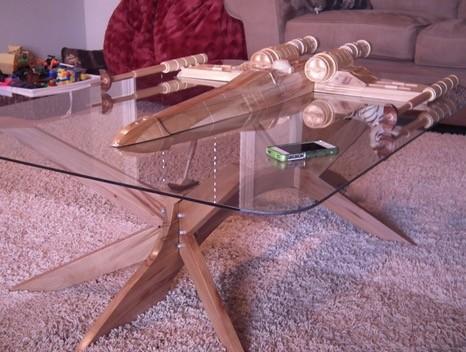 ... Craftsman Builds Astonishing Star Trek And Star Wars Tables