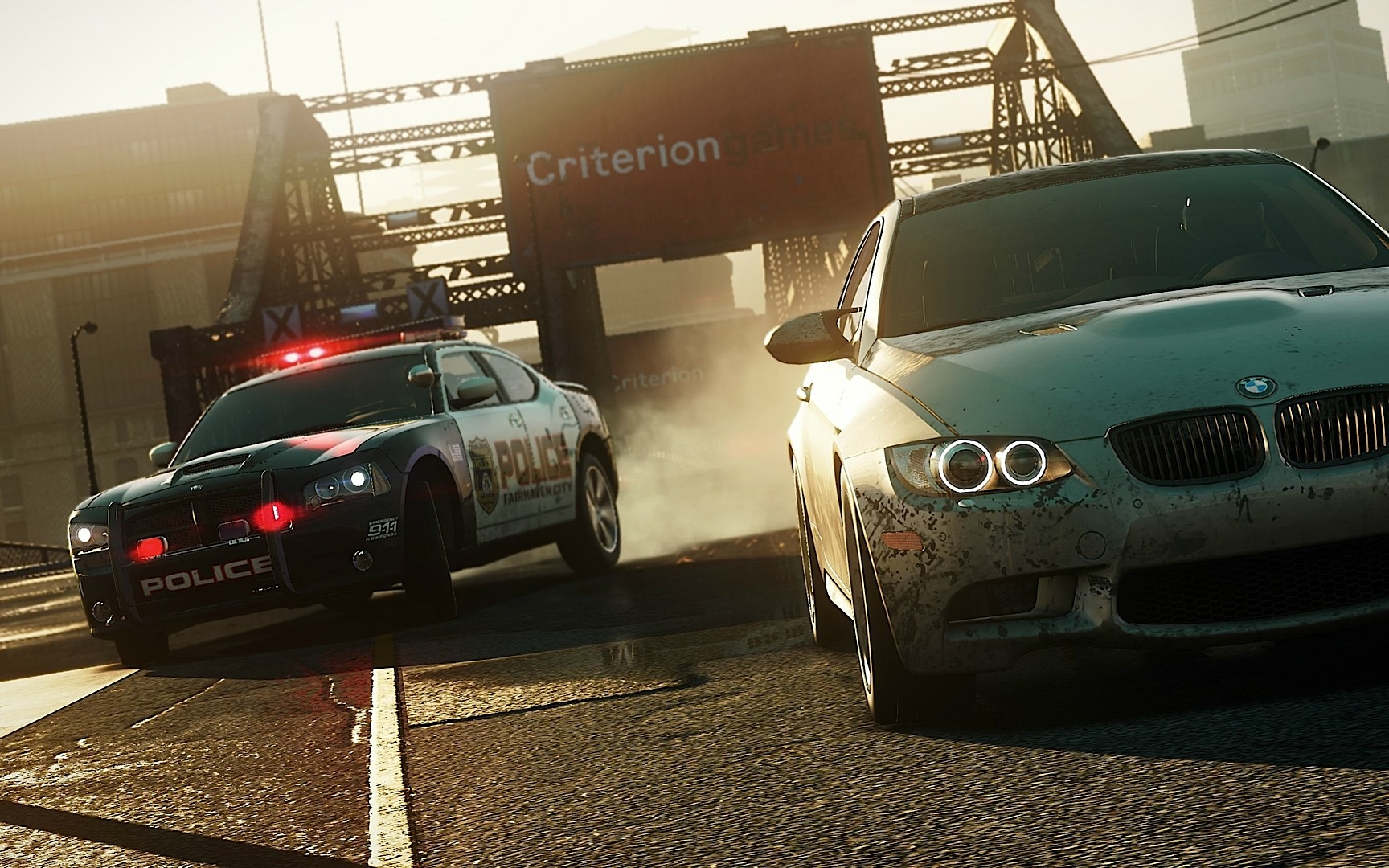 Cars In Need For Speed Most Wanted Revealed In Screenshots