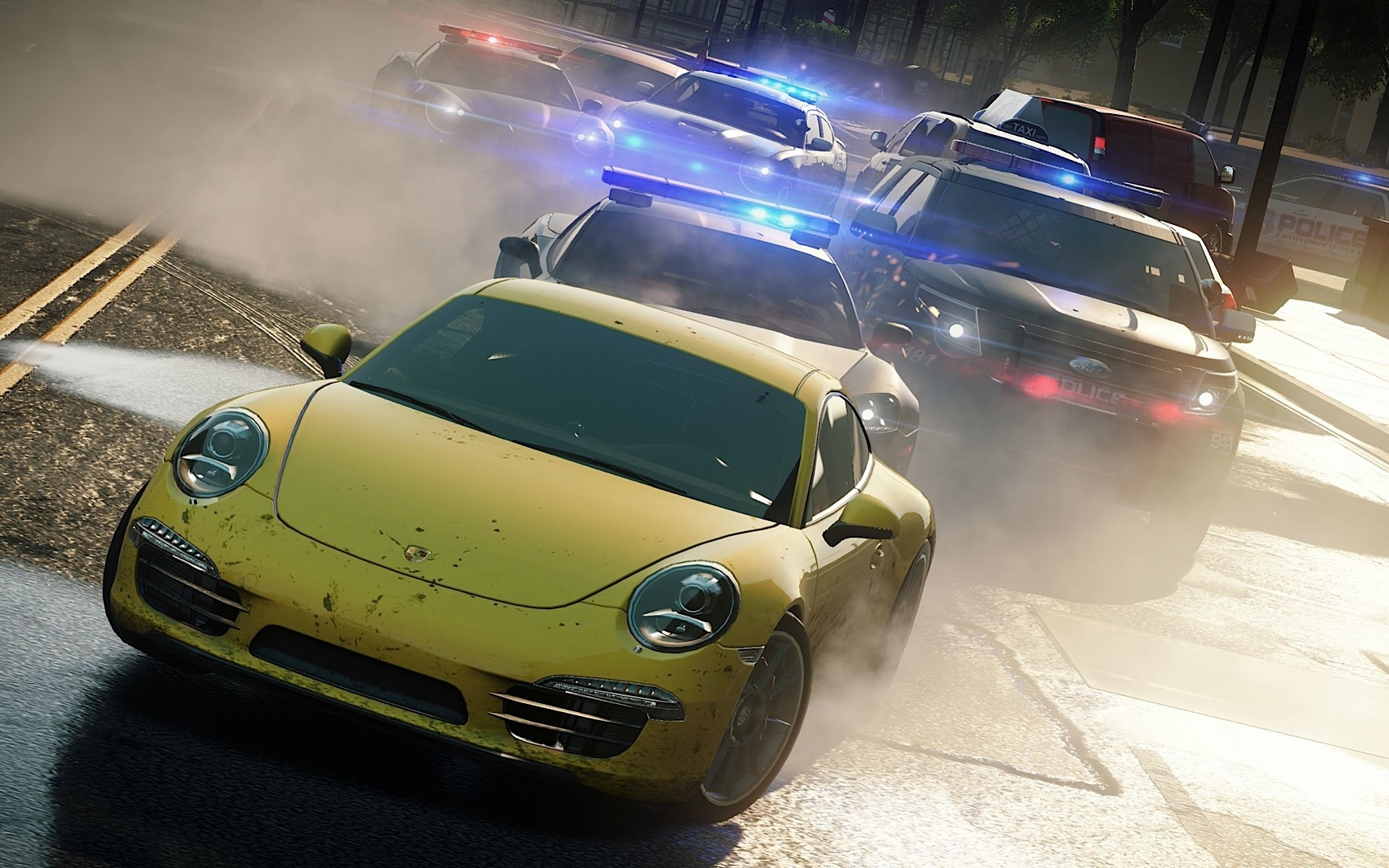 Cars In Need For Speed Most Wanted Revealed Screenshots