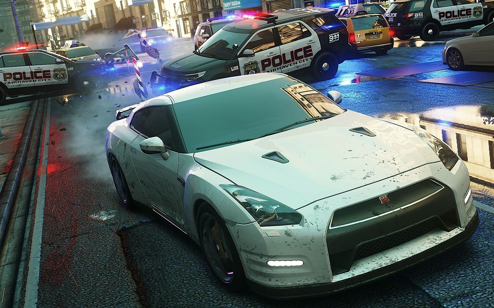 cars in need for speed most wanted revealed in screenshots autoevolution. Black Bedroom Furniture Sets. Home Design Ideas