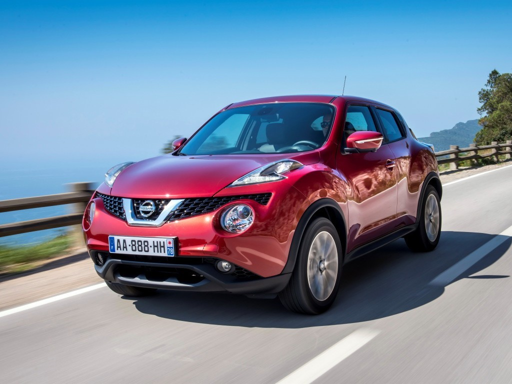 ... Nissan Juke ...