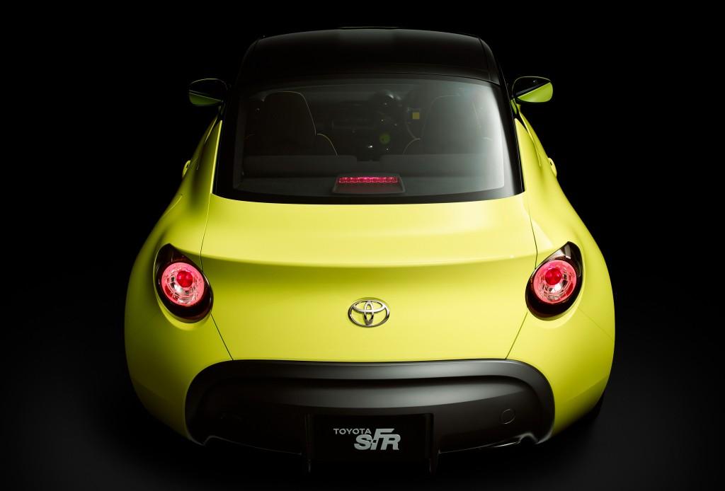 ... Toyota S FR Concept ...