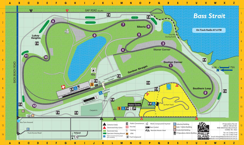Who Won  Motorgp At Phillip Island