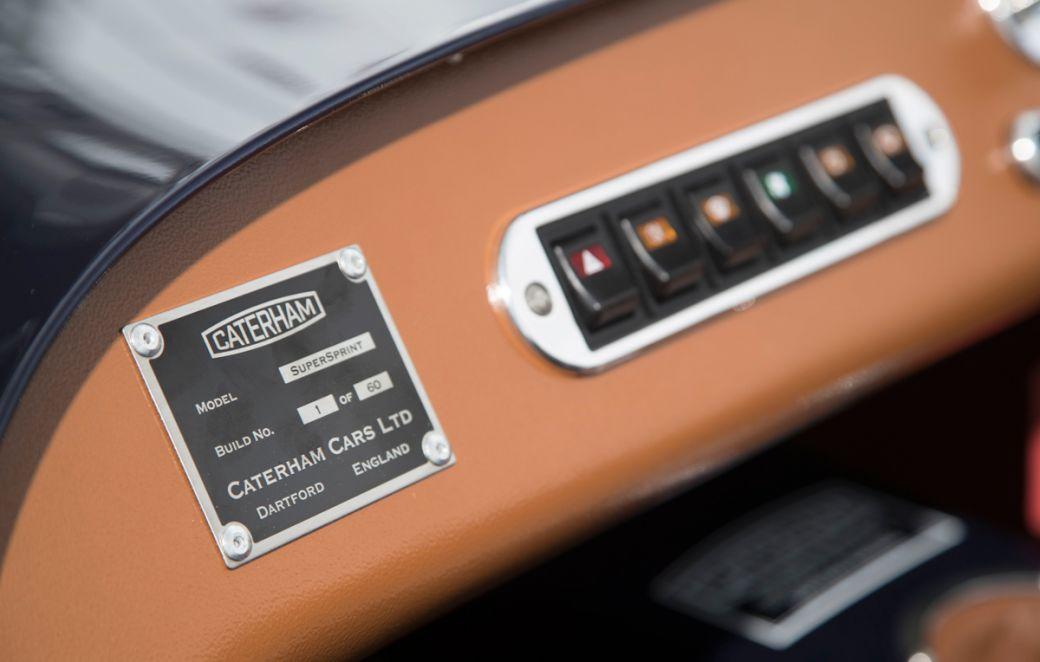 Caterham 620R Development Car Laps the Nurburgring - autoevolution