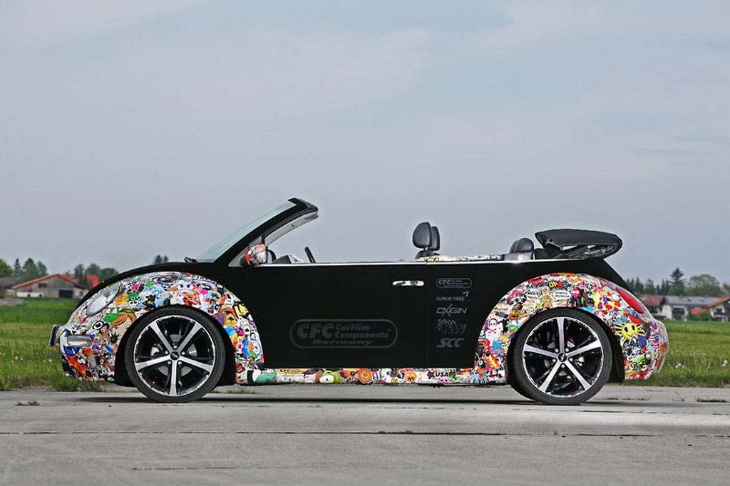 Cfc Shows Pimped Out Volkswagen Beetle Autoevolution